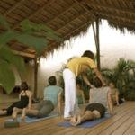 Yoga lessons-a