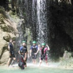 Canyoning in Cabarete