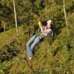 Zip-Lining in Cabarete
